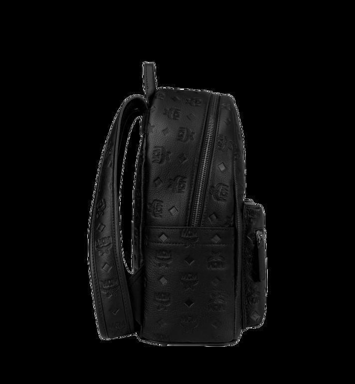 MCM Ottomar Backpack in Monogram Leather MMK8AOT44BK001 AlternateView3