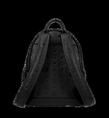 MCM Ottomar Backpack in Monogram Leather MMK8AOT44BK001 AlternateView4