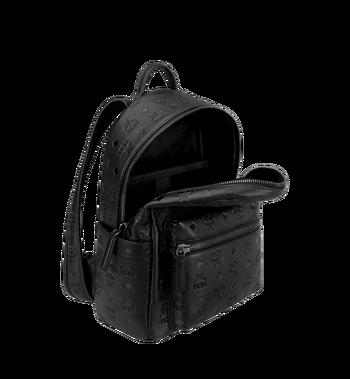 MCM Ottomar Backpack in Monogram Leather MMK8AOT44BK001 AlternateView5
