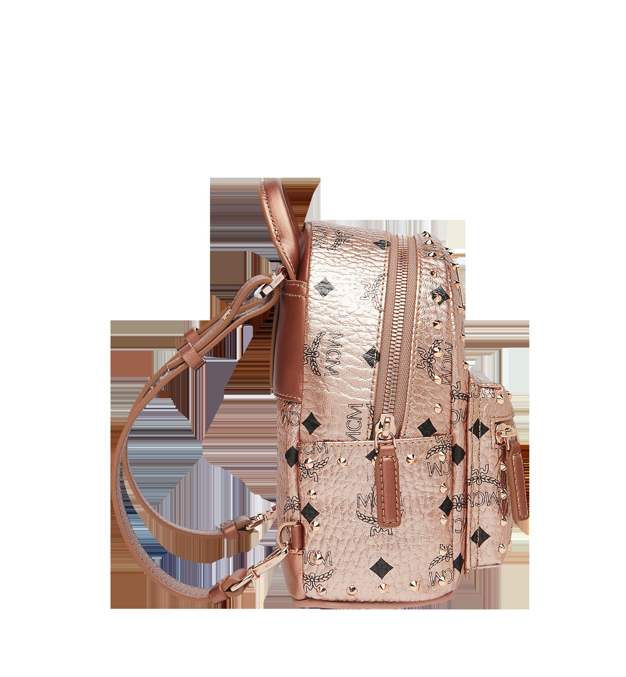 20 cm 8 in Stark Bebe Boo Backpack in Studded Outline