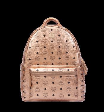 MCM Stark Classic Backpack in Visetos MMK8AVE08TC001 AlternateView