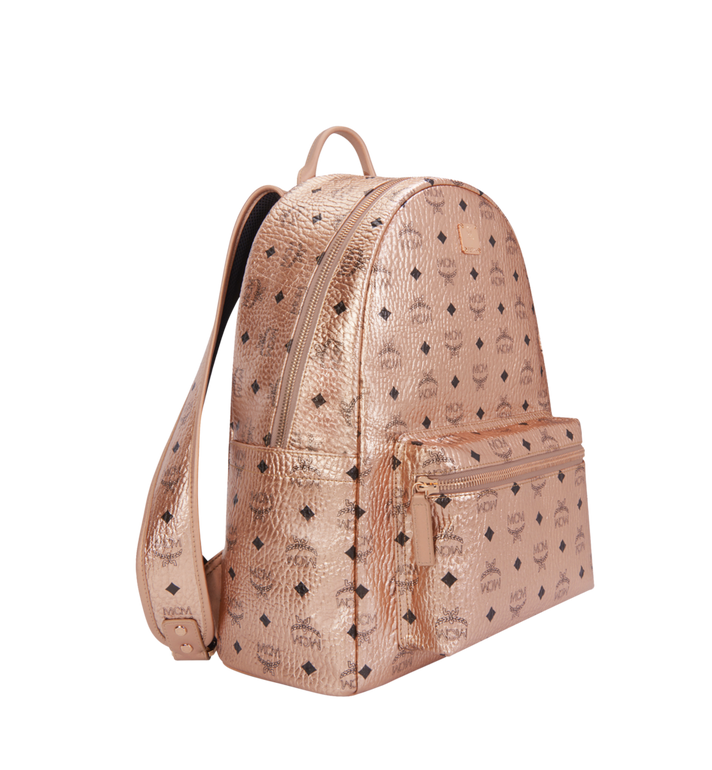 MCM Stark Classic Backpack in Visetos MMK8AVE08TC001 AlternateView2