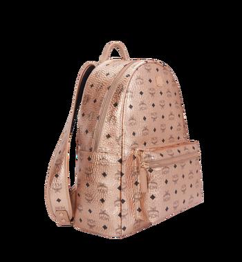 MCM Stark Classic Backpack in Visetos MMK8AVE08TC001 AlternateView2