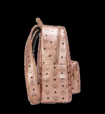 MCM Stark Classic Backpack in Visetos MMK8AVE08TC001 AlternateView3