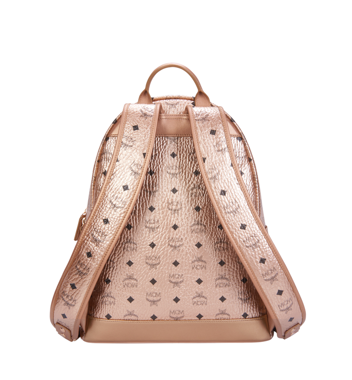MCM Stark Classic Backpack in Visetos MMK8AVE08TC001 AlternateView4