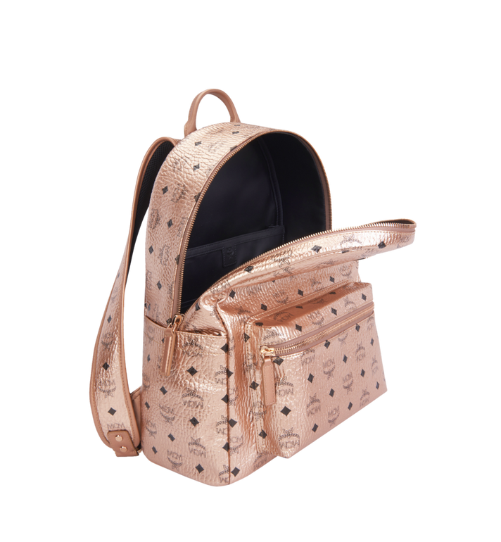 MCM Stark Classic Backpack in Visetos MMK8AVE08TC001 AlternateView5