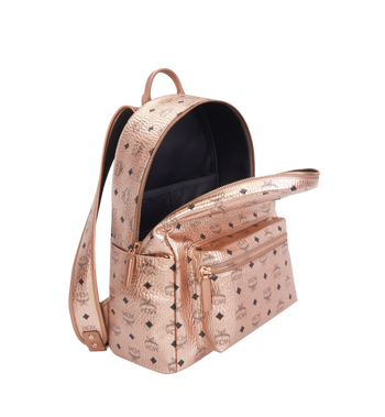 MCM Stark Classic Backpack in Visetos Alternate View 5