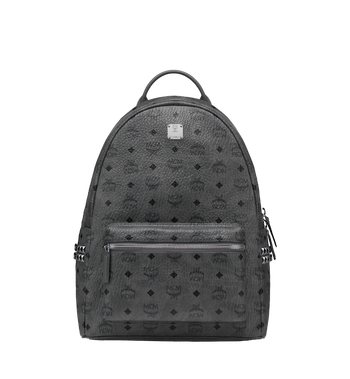 MCM Stark Side Studs Backpack in Visetos MMK8AVE38EP001 AlternateView
