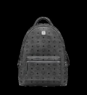 MCM Stark Side Studs Backpack in Visetos MMK8AVE38EP001 AlternateView