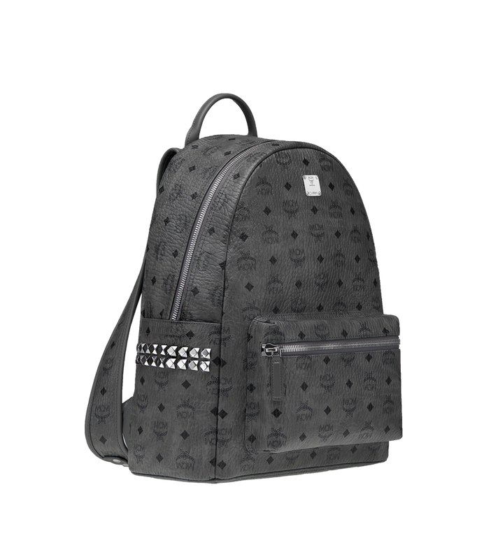 MCM Stark Side Studs Backpack in Visetos MMK8AVE38EP001 AlternateView2