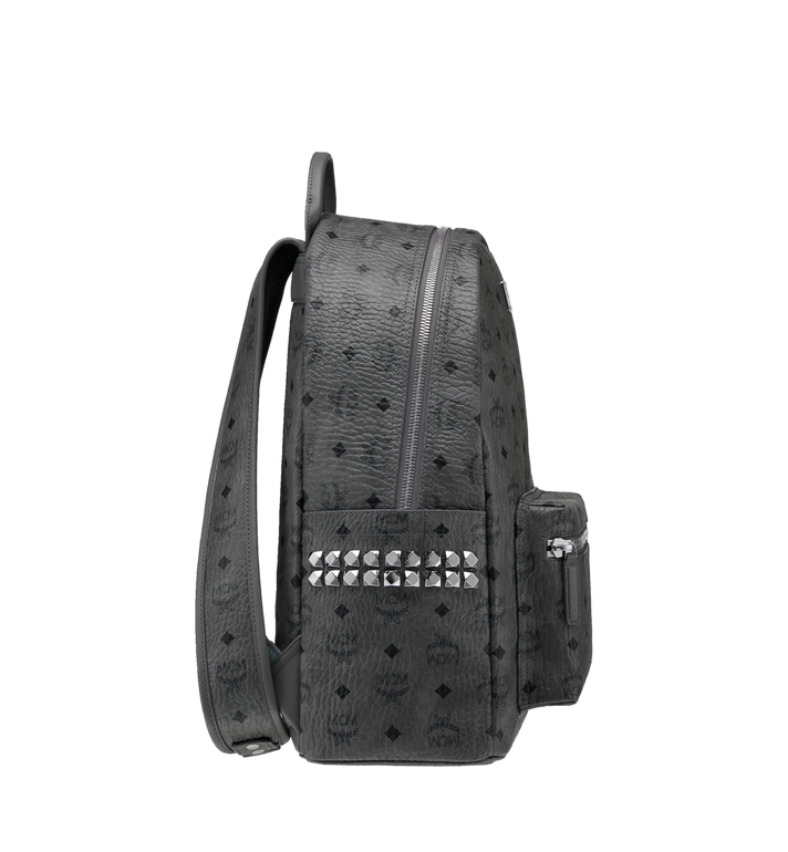 MCM Stark Side Studs Backpack in Visetos MMK8AVE38EP001 AlternateView3