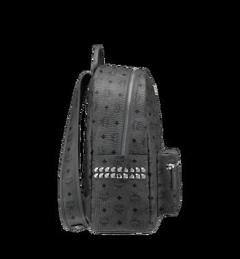 MCM Stark Side Studs Backpack in Visetos MMK8AVE38EP001 AlternateView3