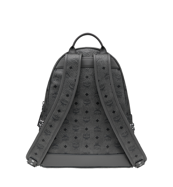 MCM Stark Side Studs Backpack in Visetos MMK8AVE38EP001 AlternateView4