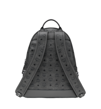 MCM Stark Side Studs Backpack in Visetos MMK8AVE38EP001 AlternateView4