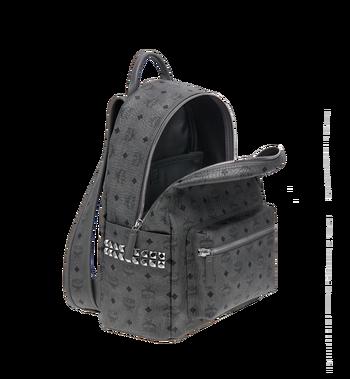 MCM Stark Side Studs Backpack in Visetos MMK8AVE38EP001 AlternateView5