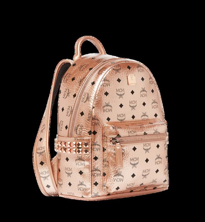 MCM Stark Side Studs Backpack in Visetos MMK8AVE43TC001 AlternateView2