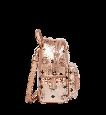 MCM Stark Bebe Boo Backpack in Visetos  MMK8AVE50TC001 Alternate View 3