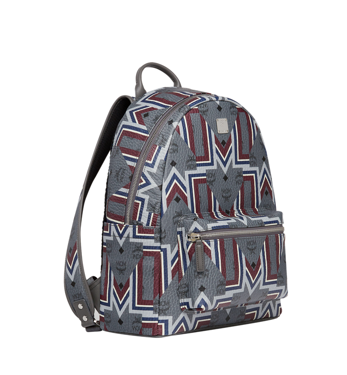 MCM Stark Backpack in Gunta M Visetos MMK8AVE53EP001 AlternateView2