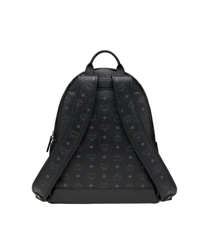 MCM Stark Backpack in Gunta M Studs Visetos MMK8AVE55BK001 AlternateView4