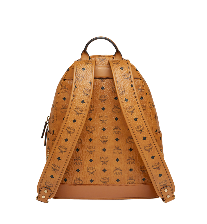 MCM Stark Backpack in Gunta M Studs Visetos Alternate View 4