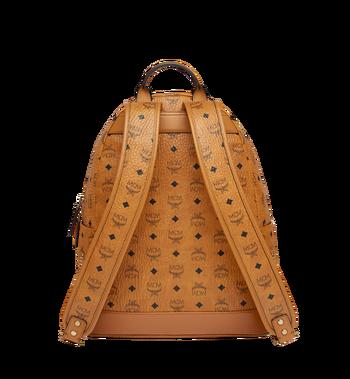 MCM Stark Backpack in Gunta M Studs Visetos Alternate View 4