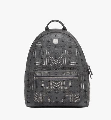 Stark Backpack in Gunta M Studs Visetos