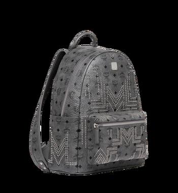 MCM Stark Backpack in Gunta M Studs Visetos Alternate View 2