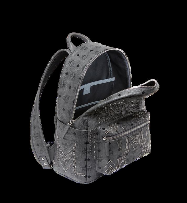 MCM Stark Backpack in Gunta M Studs Visetos Alternate View 5