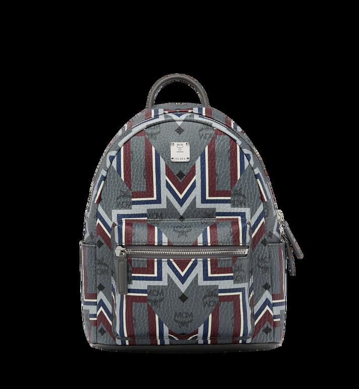 MCM Stark Backpack in Gunta M Visetos MMK8AVE58EP001 AlternateView