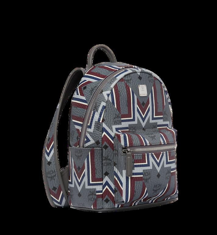 MCM Stark Backpack in Gunta M Visetos MMK8AVE58EP001 AlternateView2