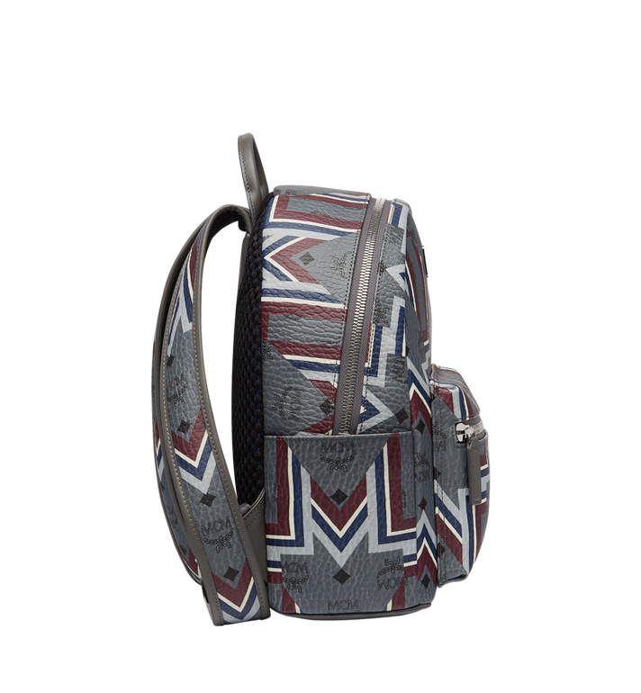 MCM Stark Backpack in Gunta M Visetos MMK8AVE58EP001 AlternateView3