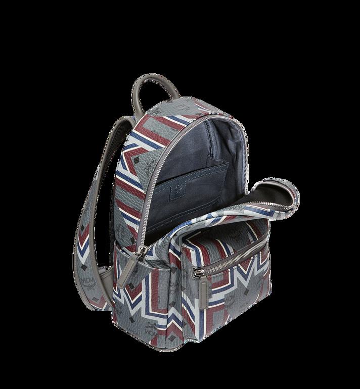 MCM Stark Backpack in Gunta M Visetos MMK8AVE58EP001 AlternateView5