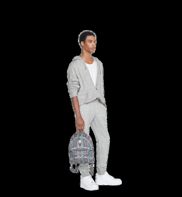 MCM Stark Backpack in Gunta M Visetos MMK8AVE58EP001 AlternateView6
