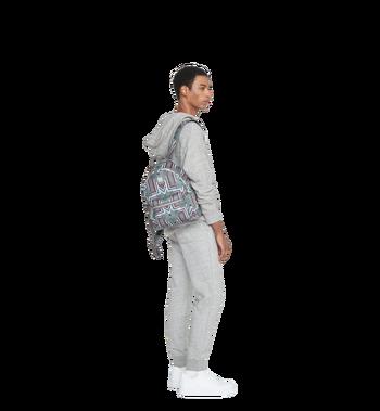 MCM Stark Backpack in Gunta M Visetos MMK8AVE58EP001 AlternateView7