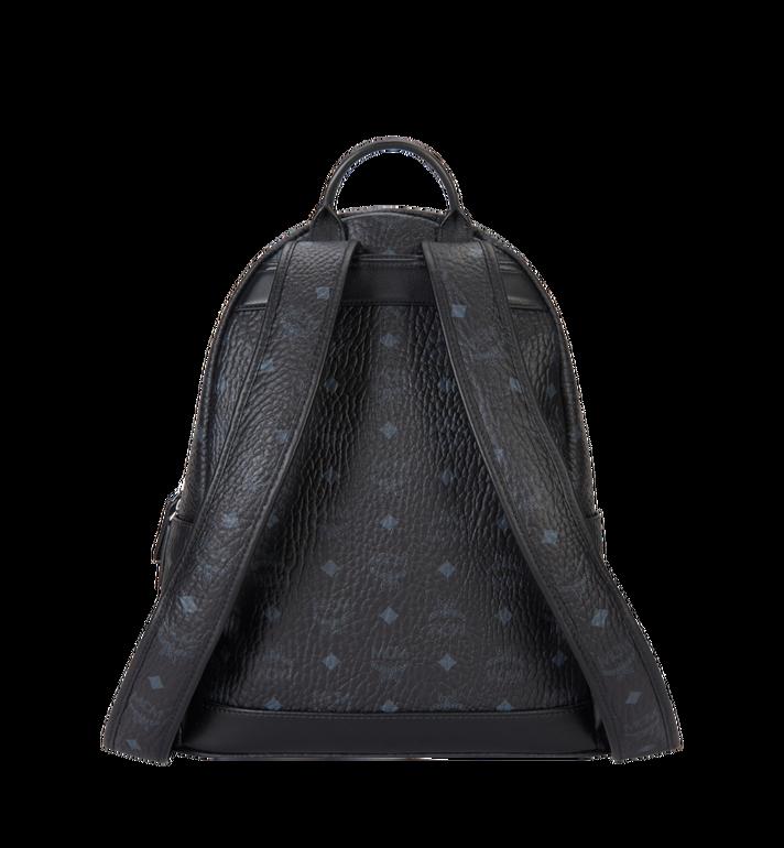 MCM Trilogie Stark Backpack in Visetos  MMK8AVE72BK001 Alternate View 4
