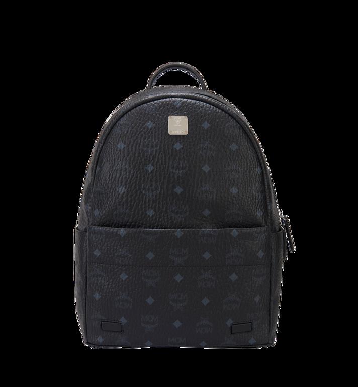 MCM Trilogie Stark Backpack in Visetos  MMK8AVE72BK001 Alternate View 5