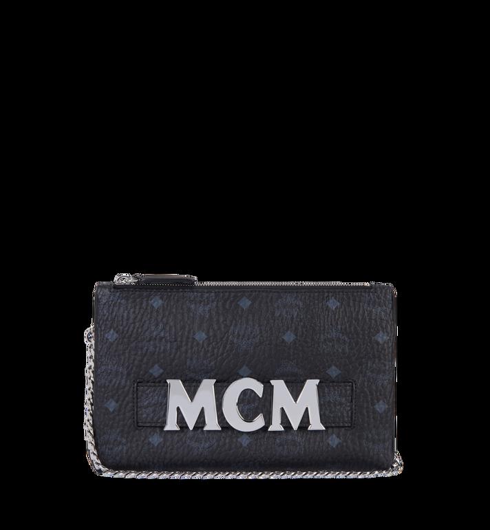 MCM Trilogie Stark Backpack in Visetos  MMK8AVE72BK001 Alternate View 6