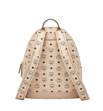MCM Trilogie Stark Backpack in Visetos AlternateView4