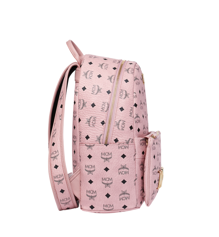 MCM Trilogie Stark Backpack in Visetos MMK8AVE72PZ001 AlternateView3