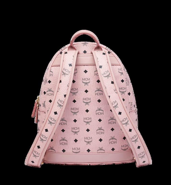 MCM Trilogie Stark Backpack in Visetos MMK8AVE72PZ001 AlternateView4