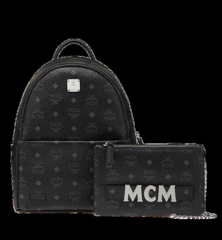 MCM 〈トリロジー スターク〉ヴィセトス バックパック MMK8AVE83BK001 AlternateView2