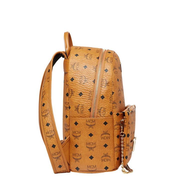 MCM Trilogie Stark Backpack in Visetos MMK8AVE83CO001 AlternateView3
