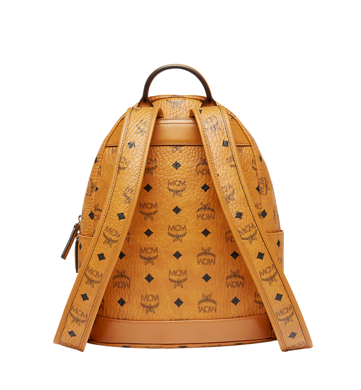 MCM Trilogie Stark Backpack in Visetos MMK8AVE83CO001 AlternateView4