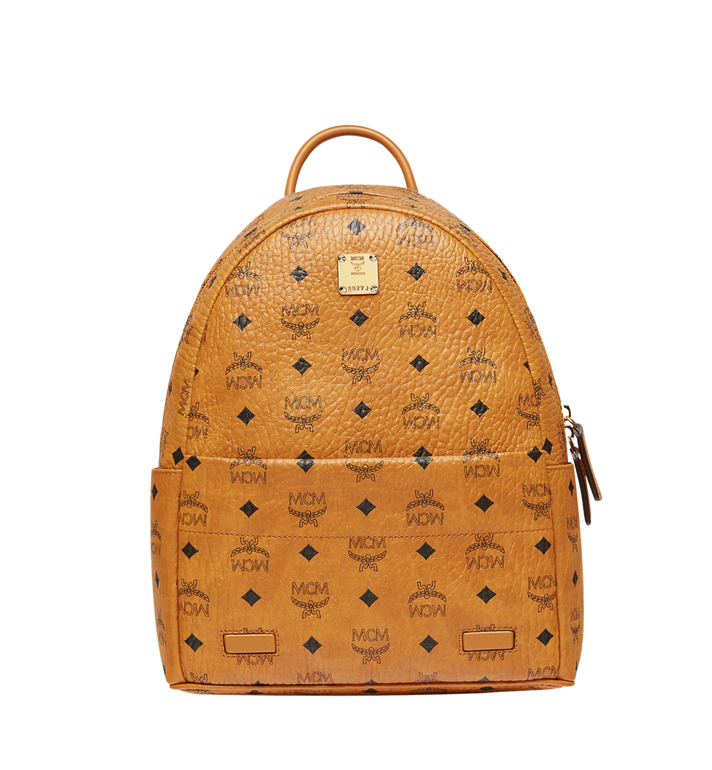 MCM Trilogie Stark Backpack in Visetos AlternateView5