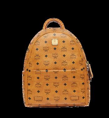 MCM Trilogie Stark Backpack in Visetos Alternate View 5