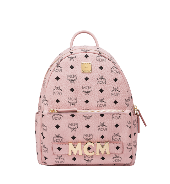 MCM Trilogie Stark Rucksack in Visetos MMK8AVE83PZ001 AlternateView