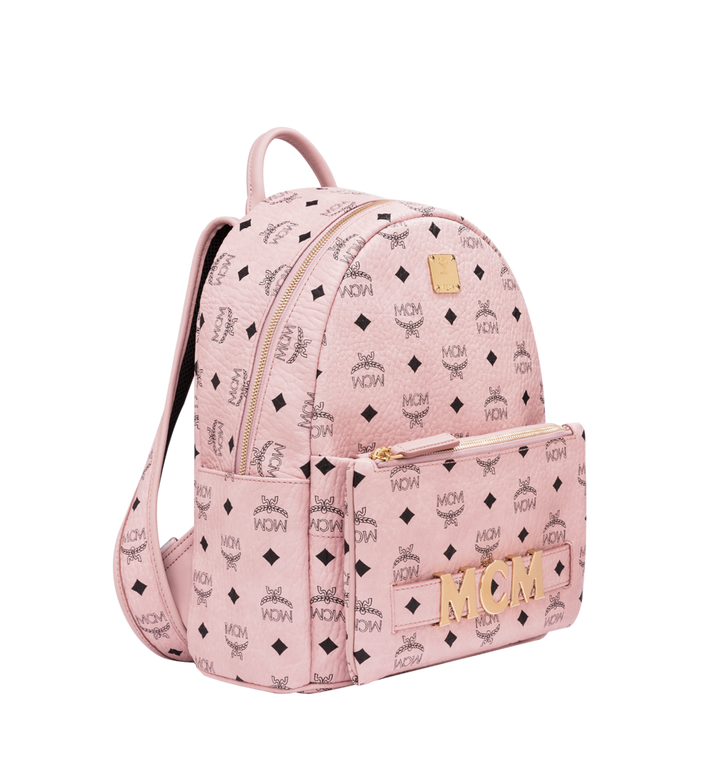 MCM Trilogie Stark Rucksack in Visetos MMK8AVE83PZ001 AlternateView2