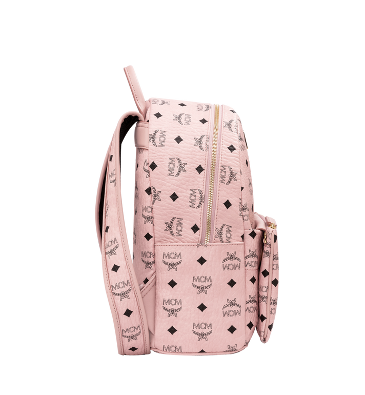 MCM Trilogie Stark Rucksack in Visetos MMK8AVE83PZ001 AlternateView3