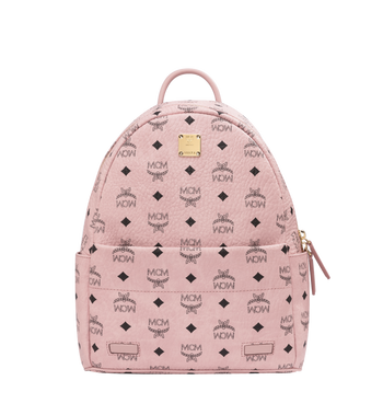 MCM Trilogie Stark Backpack in Visetos MMK8AVE83PZ001 AlternateView5