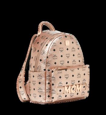 MCM Trilogie Stark Backpack in Visetos  MMK8AVE87TC001 Alternate View 2
